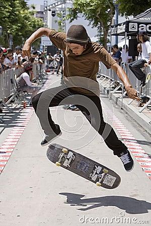 Free Skater 21 Royalty Free Stock Photos - 4257958