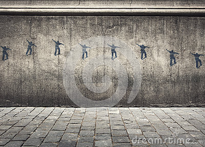 Skater Graffiti