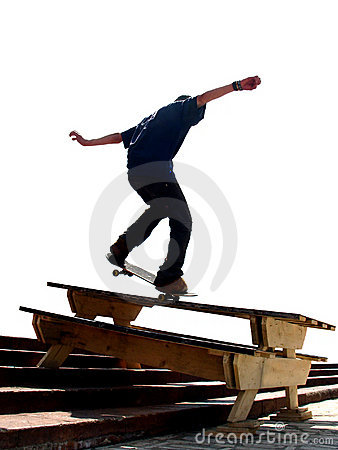 Free Skater Nosegrind Stock Photos - 371373