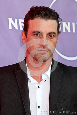 Skeet Ulrich Editorial Stock Image