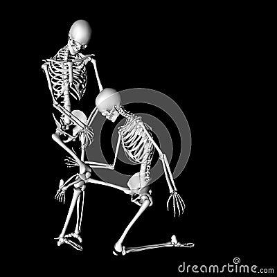 Skeleton 76