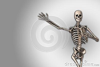 Skeleton Gesture