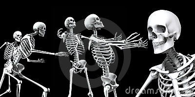 Skeleton Group 2