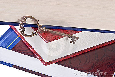 Skeleton Key on Books