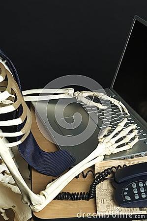 Skeleton at Work 2