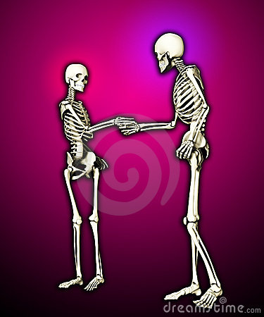Skeletons Meeting