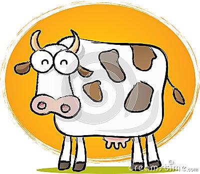 Sketch Cow