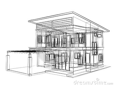 Captivating Sketch Of Home Design House Style Ideas