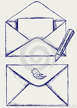 Sketch envelope