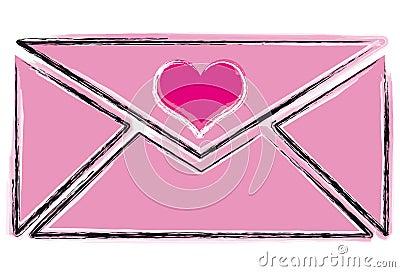 Sketch Love Letter