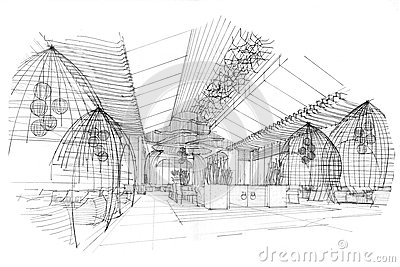 Interior Design Office Sketches interior office space animation alien animation ~ home plan and
