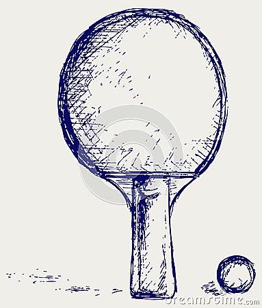 Sketch ping pong