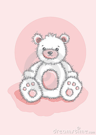 Sketched Teddy Bear