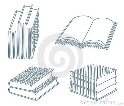Sketches of books