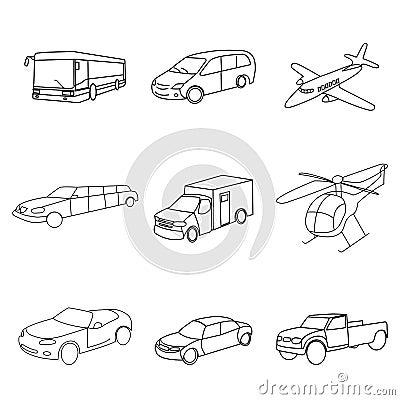 Sketchy cargo