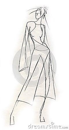 Sketchy Figure