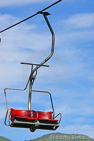 Free Ski Chair Lift Stock Photos - 16285263