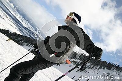 Ski Guy Camera