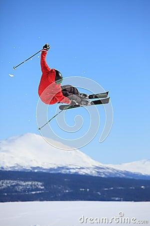 Free Ski Jump Royalty Free Stock Images - 16339039