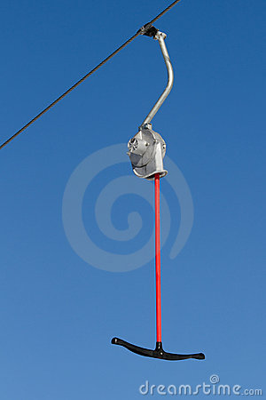 Ski Lift Royalty Free Stock Photography - Image: 18901577