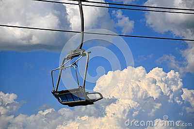Ski Lift Royalty Free Stock Photo - Image: 25314525