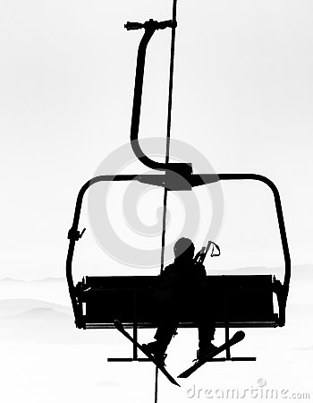 Free Ski Lift Stock Images - 50192754