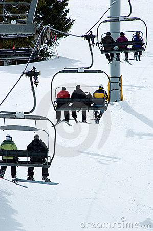Free Ski Lift Stock Photos - 5156343