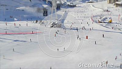 Ski Piste clips vidéos