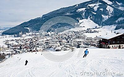 Ski resort Kaprun - Maiskogel