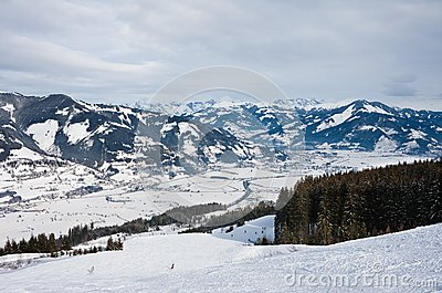Ski resort Kaprun - Maiskogel