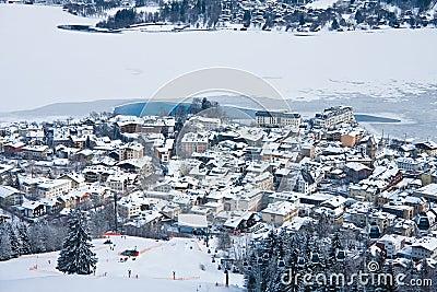 Ski resort Zell am See