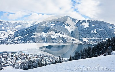 Ski resort Zell am See