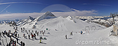 Ski Resort in Zillertal