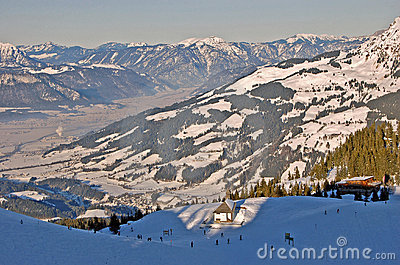 Ski Slopes in Austria