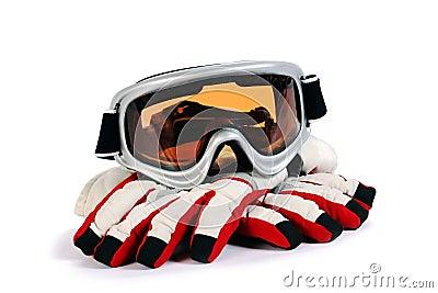 Ski snowboard goggles