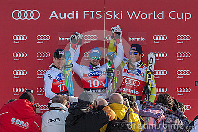 SKI WORLD CUP Editorial Image