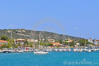 Skiathos Greek Island Stock Images - Image: 15850164