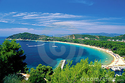 skiathos,sporades islands, greece