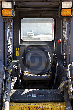 Skid Loader Cabin