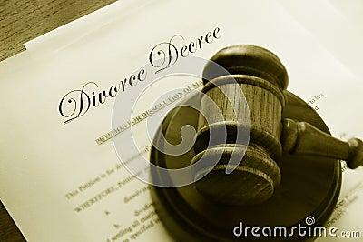 Skilsmässagavelpapperen