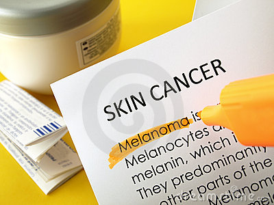 Skin cancer treatments