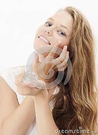 Free Skin Care Royalty Free Stock Image - 25911436