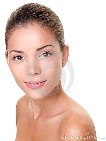 Free Skin Care Beauty Woman Stock Image - 22728571