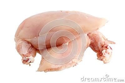 Skinless chicken breast