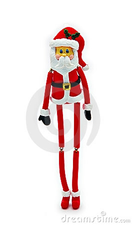 Skinny Santa Claus