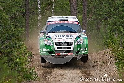 Skoda Fabia S2000 Editorial Image