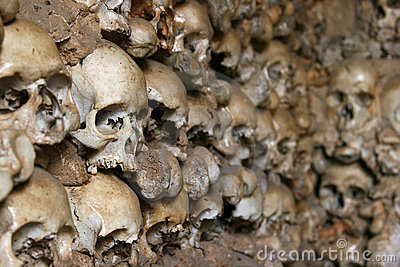 Skull Chapel Stock Images - Image: 5321504