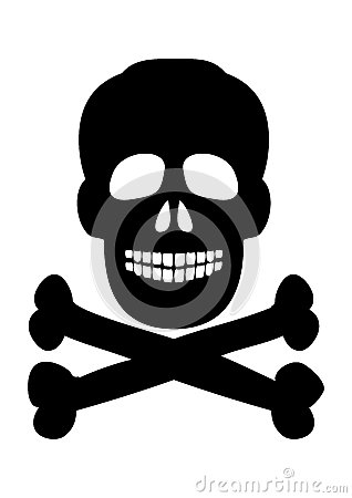 Skull Stock Vector - Image: 63110521