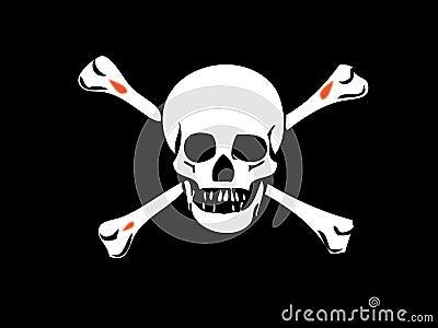 Skull -death s-head