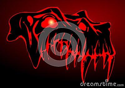 Skull of Demon